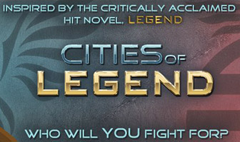 Cities Of Legend Logo